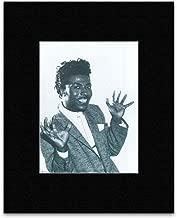 Brand Q Little Richard - Promo Shot for The 1956 Movie Don't Knock The Rock Mini Poster - 41.7x35.5cm