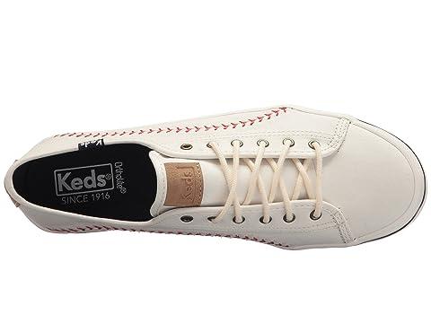 keds kickstart pennant leather