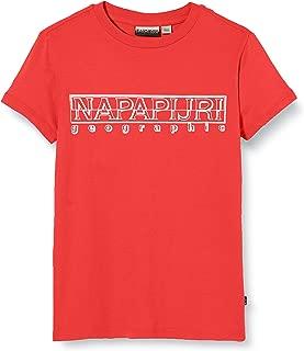 Napapijri K Soli SS Camiseta para Ni/ños