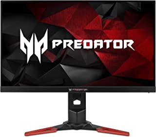 Acer Predator XB271HK bmiprz 27-inch IPS UHD (3840 x 2160) NVIDIA G-Sync Widescreen Display (2 x 2w speakers, 4- USB 3.0 Ports, HDMI & Display Port)