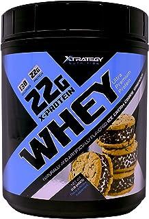 WHEY Protein X-Protein ICE Cream Cookie Sandwich Ultra Premium XTRATEGY Nutrition Supplement