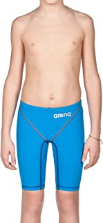 arena Powerskin ST 2.0 Boy's Jammers Youth Racing Swimsuit, Royal, 28