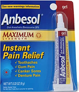 Best anbesol extra strength gel Reviews