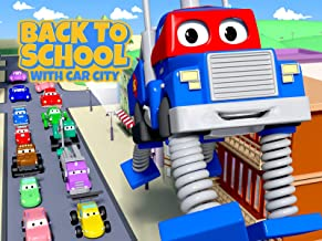 Back to School with Car City