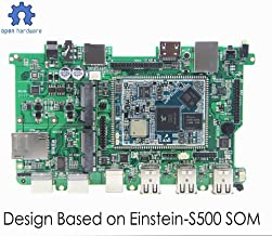 BJ-EPower CubieAIO-S500 Board, Actions SOC S500, Arm Cortex-A9 Quad-Core and PWR544 GPU Base on Einstein-S500 Development Board with WiFi and BT