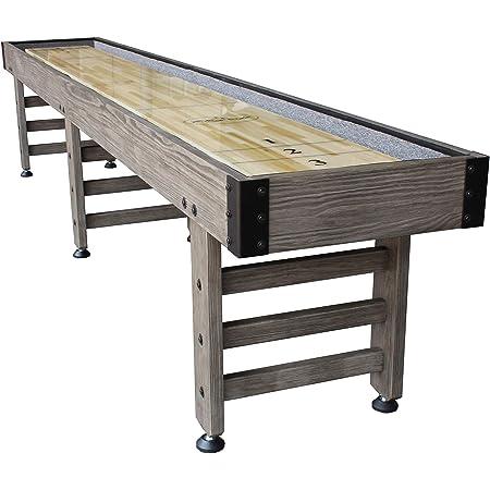 Playcraft Saybrook Smoke 14 Shuffleboard Table