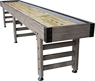 Playcraft Saybrook Smoke 14' Shuffleboard Table