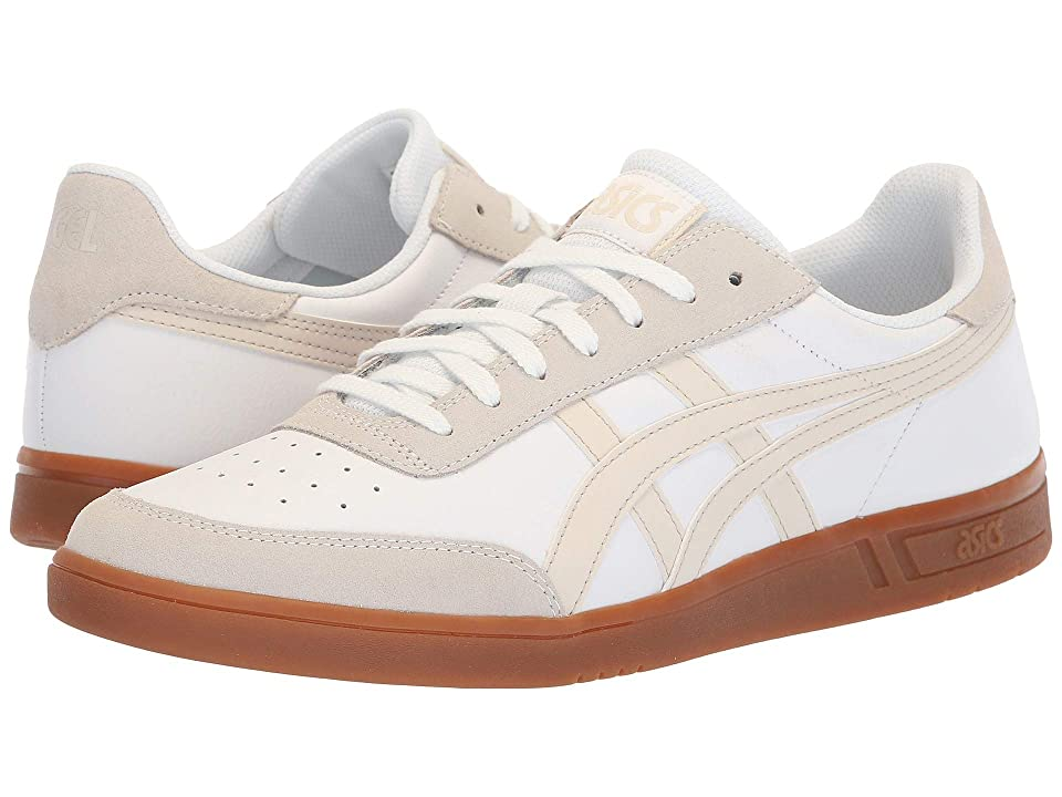 Onitsuka Tiger by Asics Vickka TRS (White/Birch) Athletic Shoes