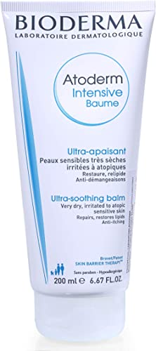 Bioderma Atoderm Intensive Baume Ultra-soothing Balm Very dry Sensitive to Atopic Skin, 200ml