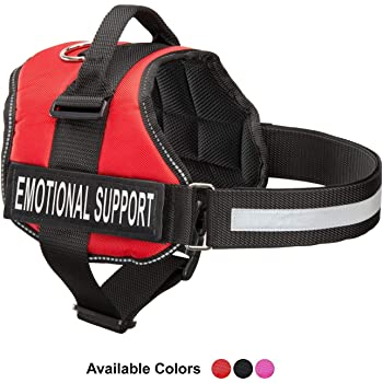 Emotional Support Dog Vest Harness