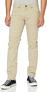 Lee Men's Powell Low Slim Jeans, Greasy, 30W x 32L