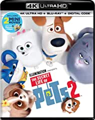 The Secret Life of Pets 2 arrives on Digital Aug. 13 and on 4K, Blu-ray, DVD Aug. 27 from Universal