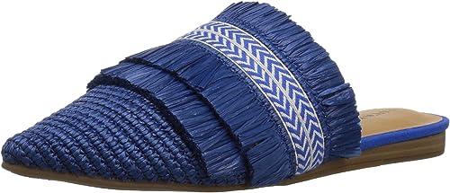 Lucky Brand Wohommes Wohommes Baoss Mule, Lapis, 10 M US  les derniers modèles
