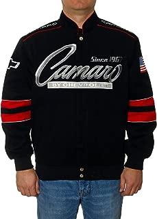 camaro racing jacket