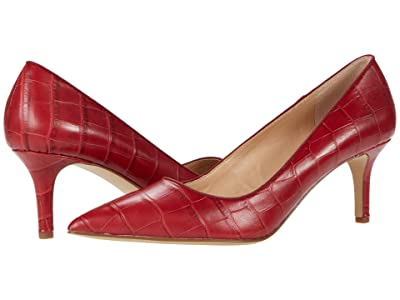 Franco Sarto Tudor 2 (Red Croco) Women