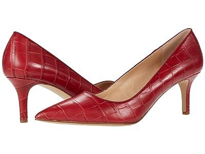 Franco Sarto Tudor 2 (Red Croco) Women