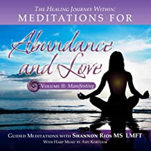The Healing Journey Within: Meditations for Abundance and Love, Vol. II (Manifesting)