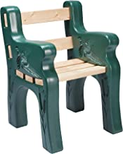 Sporty's Park Bench Kit Comfortable Lightweight Maintenance Free UV Protected - coolthings.us