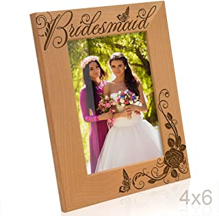Best personalized picture frames for bridesmaids Reviews