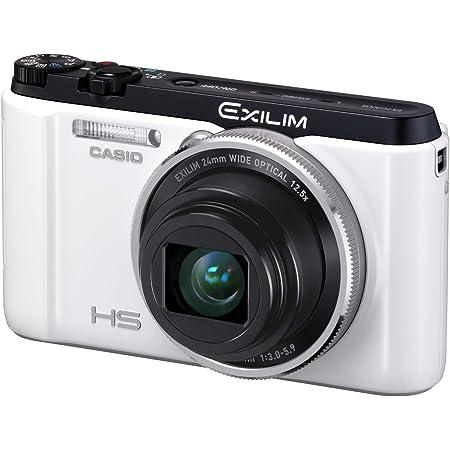CASIO デジタルカメラ EXILIM EXFC300SWE ゴルフモデル 1610万画素 高速連写 EX-FC300SWE ホワイト