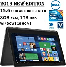 2016 DELL Inspiron i7568 Flagship High Performance 2-in-1 15.6