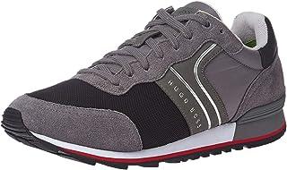 Boss Green Parkour Sneaker For Men Medium Grey - 40 EU