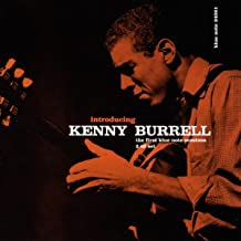 Introducing Kenny Burrell: The First Blue Note Sessions