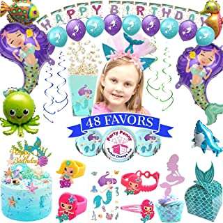 Best 1st birthday party mermaid theme Reviews