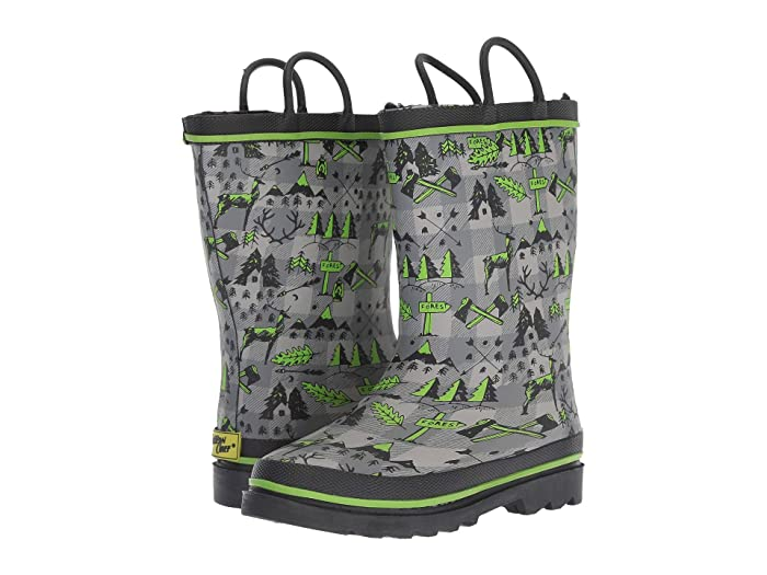 Western Chief Kids Limited Edition Fleece Lined Rain Boots (Toddler/Little Kid)