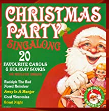 Christmas Party Singalong - 20 Favourite Carols & Holiday Songs