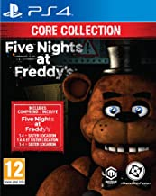 Five Nights At Freddy's: Core Collection (PS4)