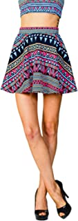 Best neon aztec skirt Reviews