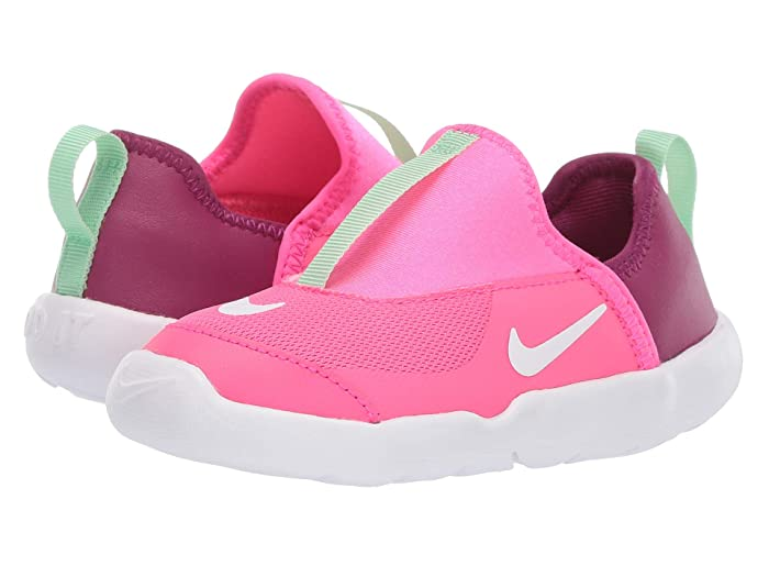 Nike Kids - Lil' Swoosh Shoes, Infant/Toddler , Hyper Pink
