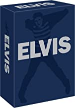 Elvis: Blue Suede Collection: (Jailhouse Rock / Viva Las Vegas / It Happened at the World's Fair / Kissin' Cousins / Girl Happy / and more)