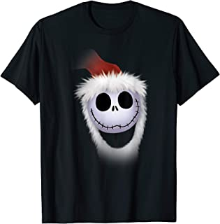 Nightmare Before Christmas Santa Jack T-Shirt
