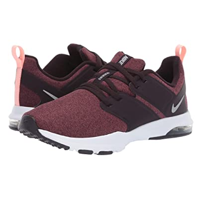 Nike Air Bella TR (Burgundy Ash/Metallic Silver) Women