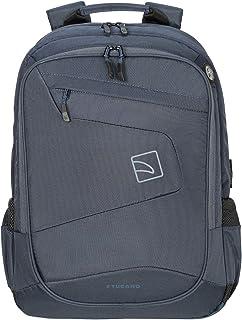 Tucano - Mochila Lato Backpack para portátiles de hasta 17 y MacBook Pro 15 y 17. (Azul)