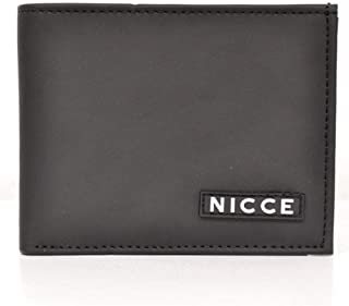 Nicce Gota001 Bifold Wallet for Men - Black11 x 9 x 2 cm