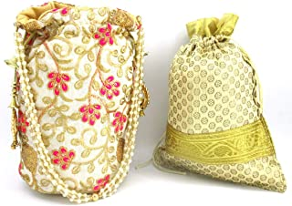 Clover POTLI Pouch Rajasthani for Women