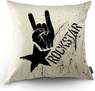 rock and roll bedding for boys