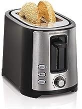 همیلتون بیچ بیچ Extra-Wide 2 Slice Slot Toaster، Black (22633)