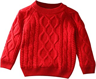 151ac68f7522 Amazon.com  Reds - Sweaters   Clothing  Clothing