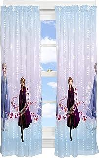 Franco Kids Room Window Curtain Panels Drapes Set, 82