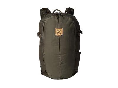 Fjallraven Keb Hike 30 (Olive/Deep Forest) Backpack Bags