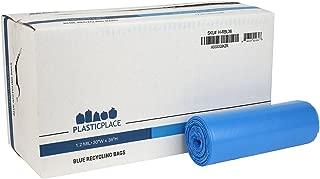 blue sap bags