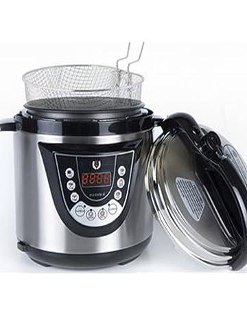 Amazon.es: Ollas a presión eléctricas: Hogar y cocina