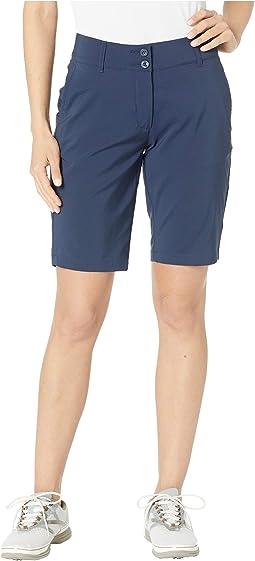 High Side Bermuda Shorts