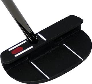 Seemore FGP Black Mallet Putter