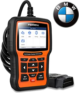 FOXWELL NT510 Elite Full Systems Scanner for BMW Automotive Obd2 Code Reader..