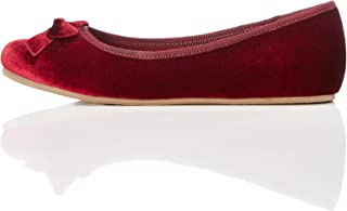92e351c715c6b Amazon.fr   Rouge - Ballerines   Chaussures fille   Chaussures et Sacs